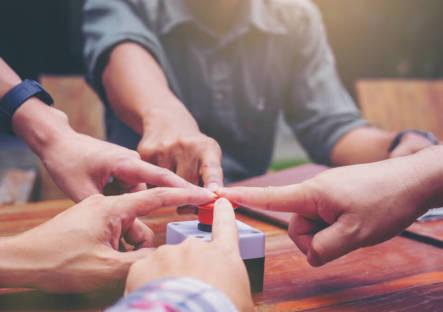 activar marca startup