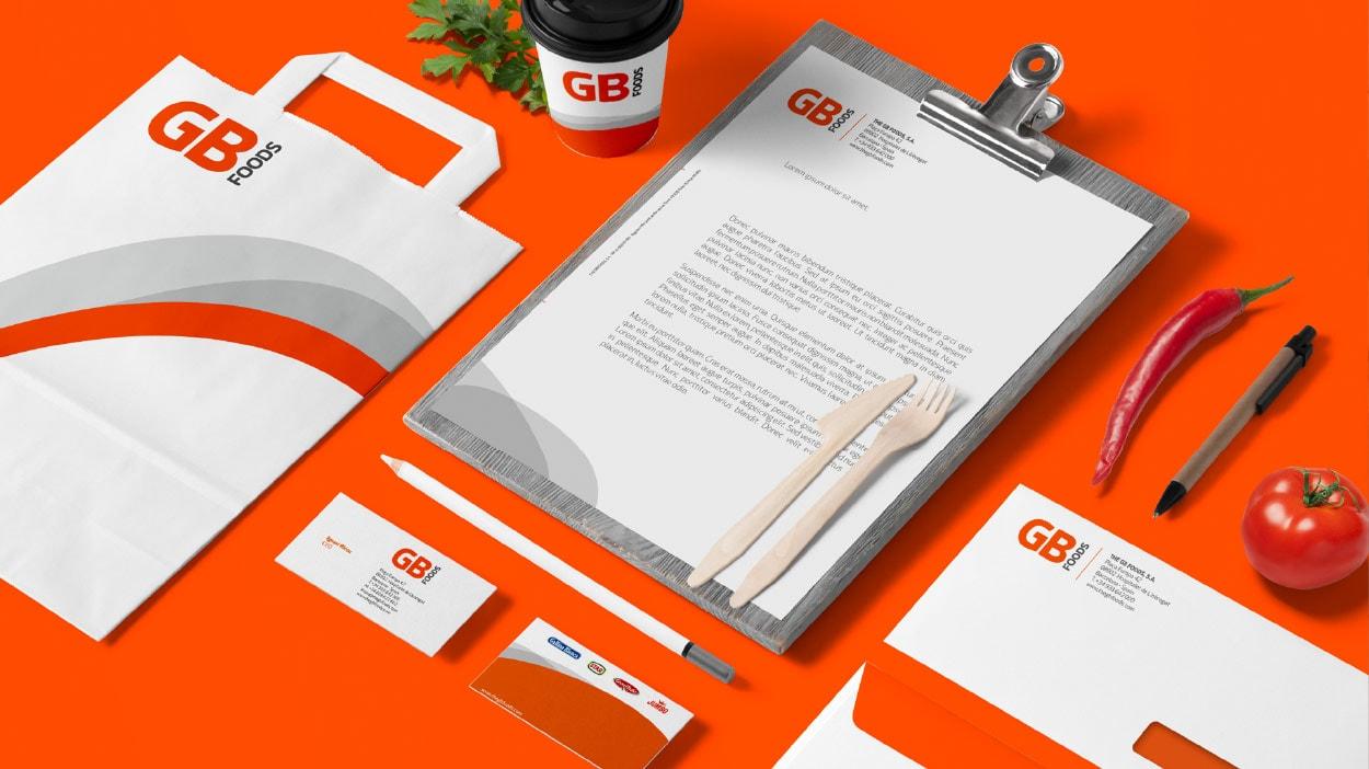 papelería GB Foods