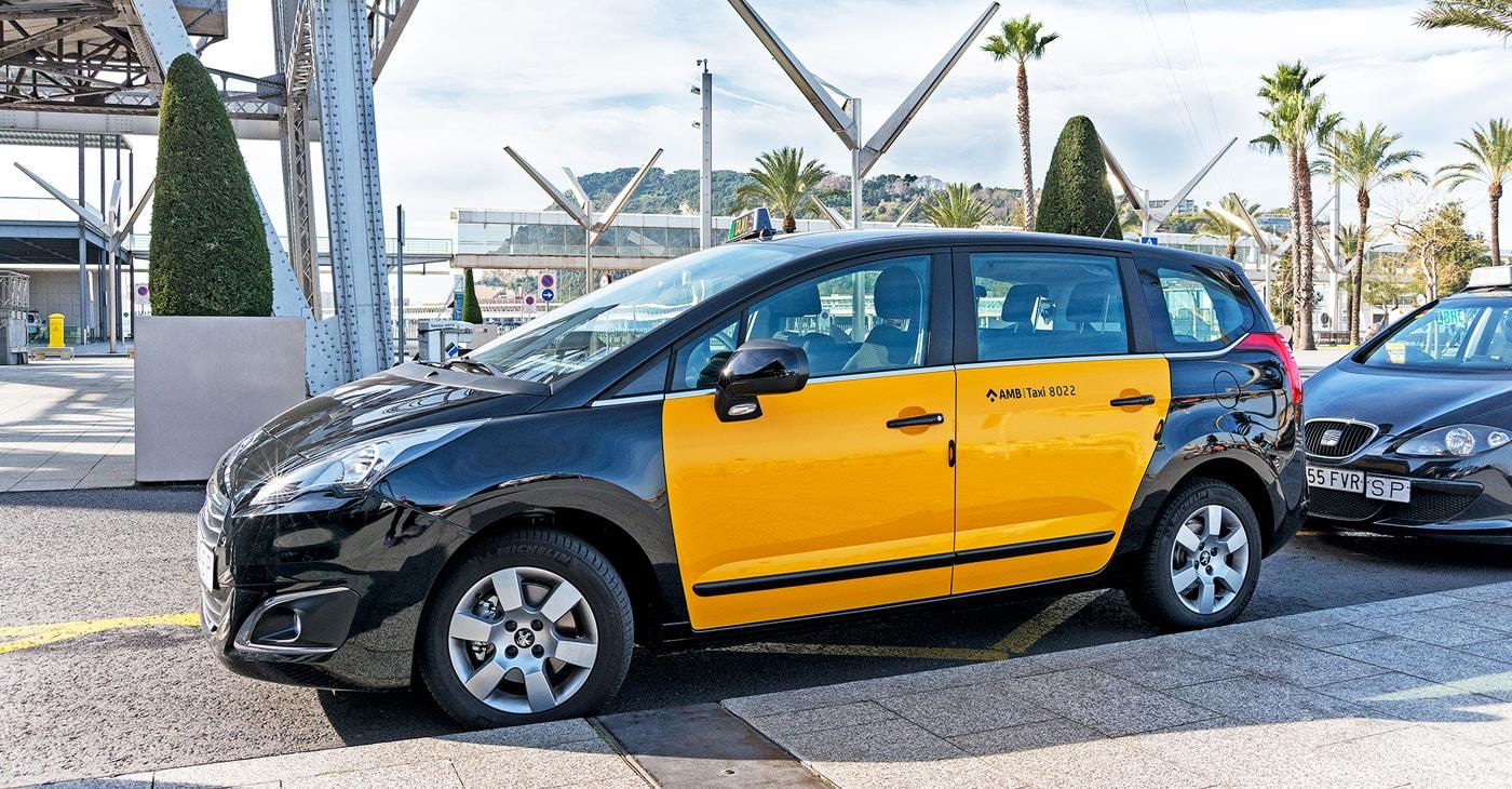 foto taxi AMB