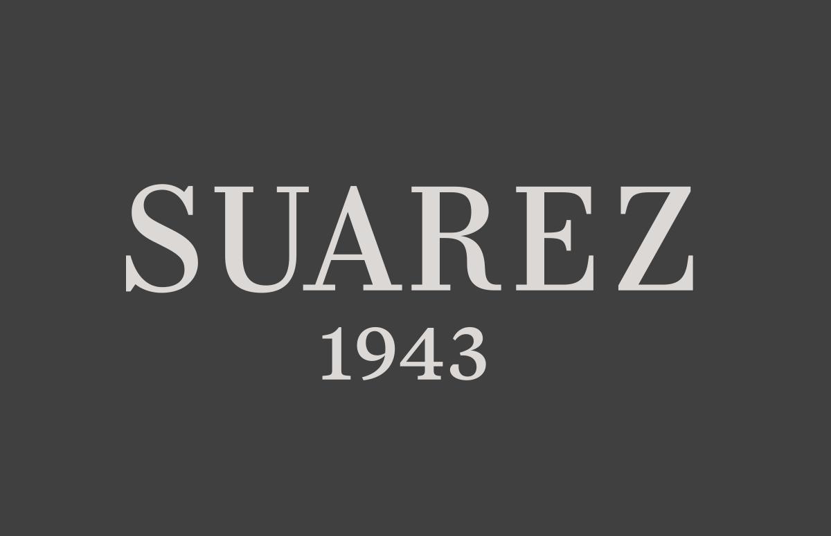 SUAREZ 1943 logo
