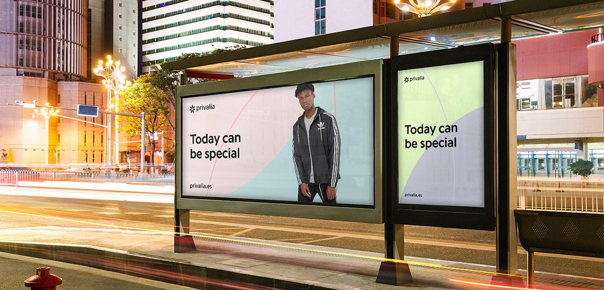 Street billboards